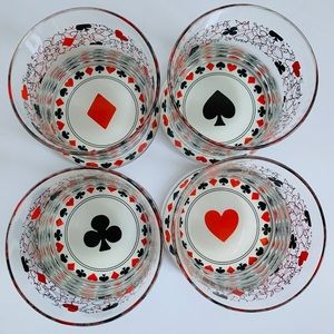 Poker Deck of Cards Cups